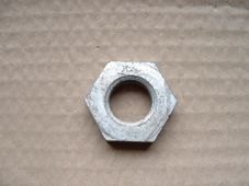 37-1282  W1282,   Wheel nut, Triumph